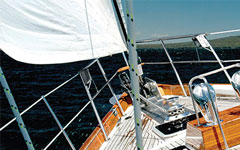 Custom Cable Assemblies - Sailboat Rigging